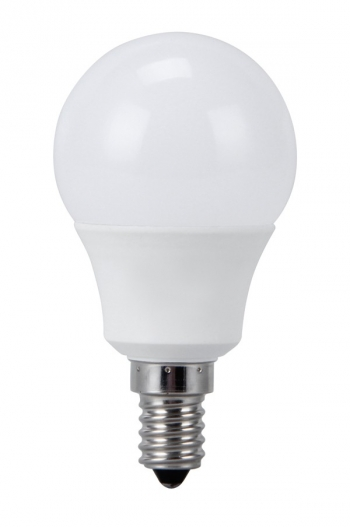 Lampara Led Esferica P45 E14 Fria 5 W - Profer Home - Ph0971