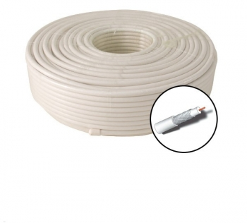 Cable Coaxial 100% Cobre Carrete 100 M - Neoferr - Ph1163