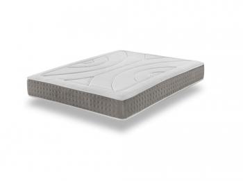Colchón Viscoelástico Memory Ergonómico Máximo Confort 105x190 Relax Efecto Memoria | Certificado Sanitized®