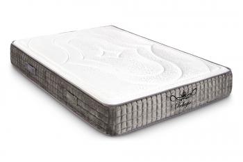 Colchón Viscoelástico Memory Ergonómico 90x180 - Espuma De Alta Resiliencia   Bellagio Deluxe Total Comfort