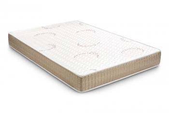 Colchón Viscoelástico Terapia Bambú 140x200 - Tejidos Alta Calidad Certificados Sanitized® Y Oeko-tex® - Libre De Sustancias Nocivas
