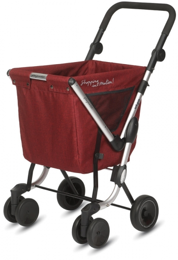 Carro Compra We Go Cereza 50 L - Play - 24960d-280