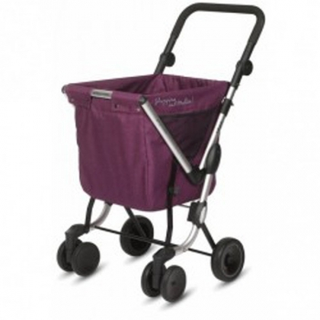 Carro Compra We Go Morado 50 L - Play - 24960d-281