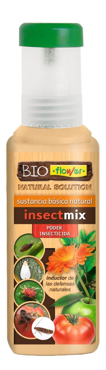 Abono Liquido Insectos Mix Basica 250 Ml - Flower - 70594