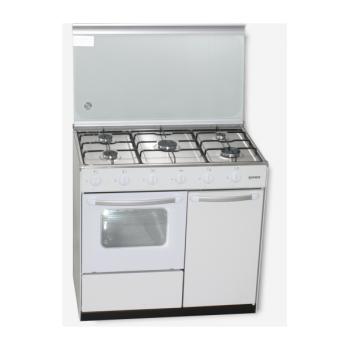 Cocinas baratas vitrocer micas y m s for Cocina de gas carrefour