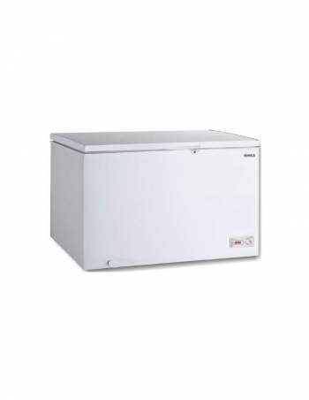 Congelador Rommer Ch402t Horizontal Blanco 127.5 X 84.5 X 75 354l Clase Energetica A+