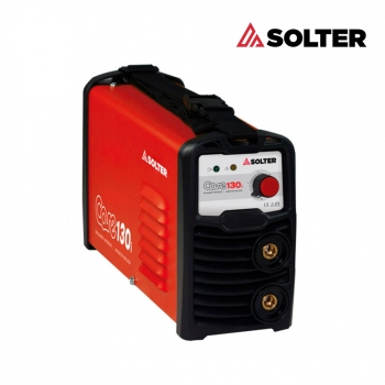 Equipo Soldador Inverter Core 130i Con Accesorios Solter Y Maletin De Transporte - Neoferr