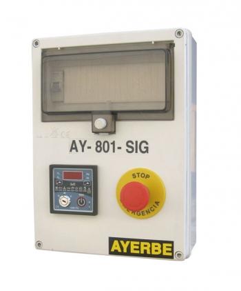 Cuadro Automatico Ay-716 Sig - Ayerbe - 5417880