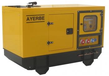 Ay - 1500 -40 Tx Deutz Oil Insonorizado - Ayerbe - 5418836