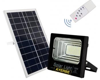 Foco Solar 100 W - Ayerbe - 620645