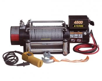 Cabrestante Electrico Ay-4500 Dc - Ayerbe - 585350