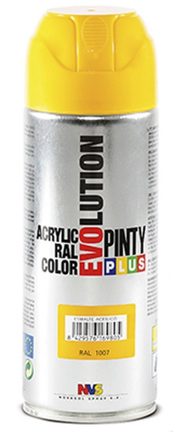 Pintura Aer Acr.marron 227 - Evolution Pinty P. - Ral 8011 - 200 Ml