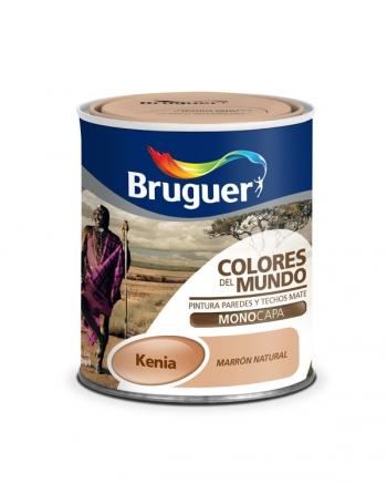Pintura Plástica Kenia Marron Intermedio Colores Del Mundo 750 Ml 975091333 Con Ofertas En Carrefour Las Mejores Ofertas De Carrefour