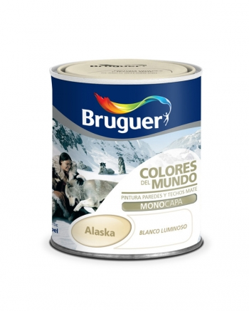 Pint Plast Alaska Blanco Inter - C.mundo 750 Ml 975092333