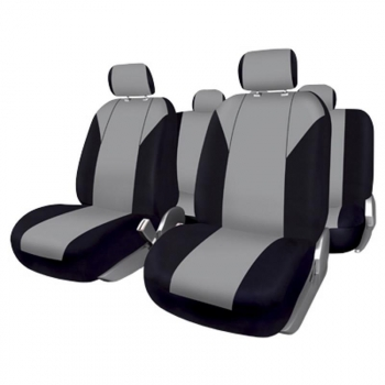 Fundas para asientos gris//negro sp Ford Focus