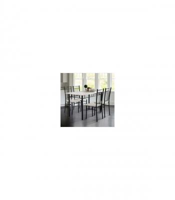 Conjunto Oferta De Mesa De Cocina + 4 Sillas | Las mejores ofertas ...