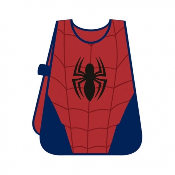 Delantal Pvc De Spiderman (12/48)