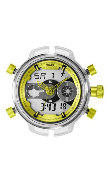 ee43e8d7848d Watx colors Xxl Rock Relojes Hombre Rwa2703r