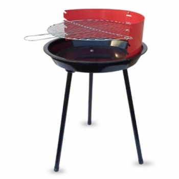 Barbacoa Portatil Acero Para Carbon Ø41mm 71cm Gsc 2702574