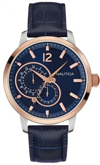 0c4505d552a2 Nautica Nct-15 Multi Relojes Hombre Nai16501g