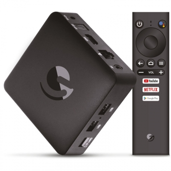 Engel Smarttv / Tv Box En1015k - Android Tv / Chromecast / Google Assistant