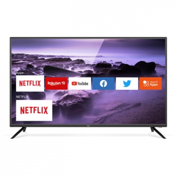 "Tv Engel Le4082sm Ever-led 40"" - Tdt2/sat2/c - Fhd - Smartv Netflix (wifi / Ether) -  Peana Central"