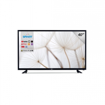 "Televisión Smart Tv 40"" Lagom Led, Wifi, Tdt-t2 Hd, 2 Hdmi, 2 Usb"