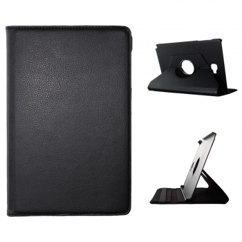German Tech® - Funda Tablet 360 Elegant Wallet Negra Para Samsung Galaxy Tab A 10.1 2016 S-pen