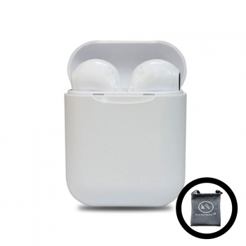 Auriculares Bluetooth I11 Caja Blanca Klack® Compatible Iphone Samsung Huawei, Universal