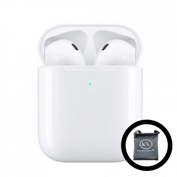 Auriculares Bluetooth Inalambrico 5.0 I9000 Tipo Airpods Klack® Compatible Iphone Samsung Huawei, Universal