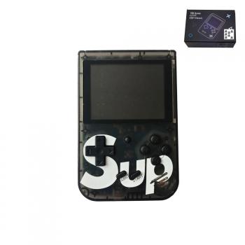 Game Box Videoconsola 400 Juegos Arcade Juegos Multimedia Bross Consola Negra