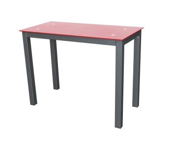 Mesas Mesa de cocina Rojo - Carrefour.es