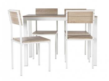 Mesas Mesas Madera - Carrefour.es