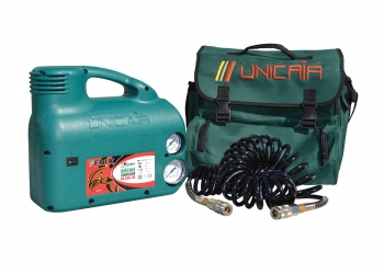 Compresor Fenix Kit Mini + Accesorios - Unicair - Mc S100