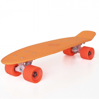 "Skateboard Baby Miller ""ice Lolly Tangerine Orange"", Longitud 22,5"""