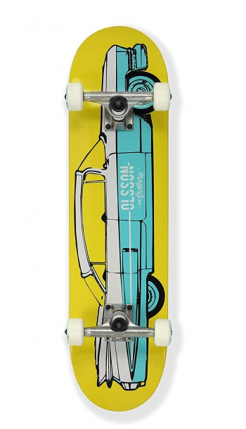 Skate Olsson 50´s Cars