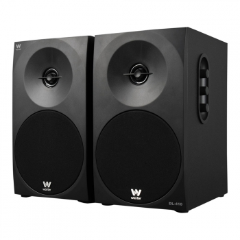 Altavoces 2.0 Woxter Dynamic Line Dl-410 Black, 150w, Madera