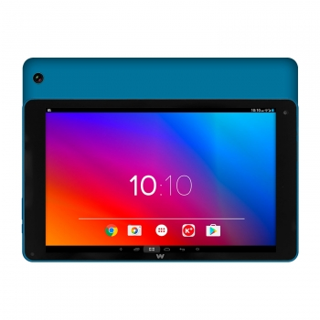 "Tablet Android Woxter X-100 2.0 Blue, 10.1"" Ips, Quad Core, Android 9.0"