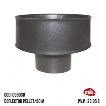 Deflector Pellet 80 Macho 096030