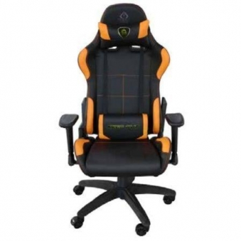 Silla Gamer Keep-out Xs200proo Naranja - Base Metal - Ajuste