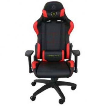 Silla Gamer Keep-out Xs200pror Roja - Base Metal - Ajuste Al