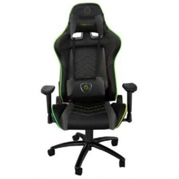 Silla Gamer Keep-out Xs400prog Verde - Base Metal - Ajuste A