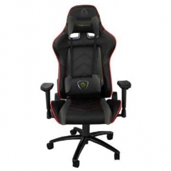 Silla Gamer Keep-out Xs400pror Roja - Base Metal - Ajuste Al