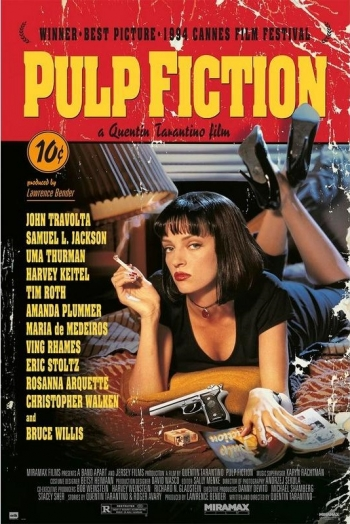 Maxi Poster Pulp Fiction