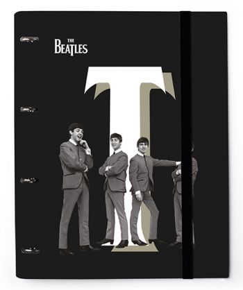 Carpeblock 4 Anillas Premium The Beatles