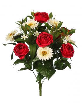 Flores para casa plantas y flores decorativas for Plantas ornamentales artificiales