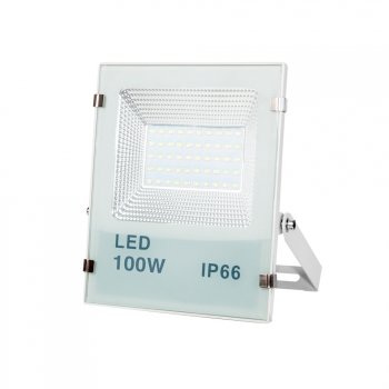 Proyector Led Nereida Blanco 100w Ip66