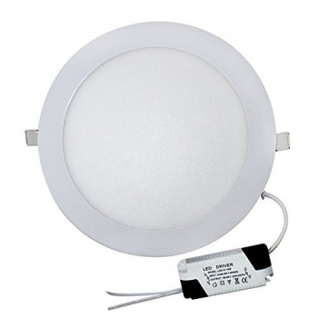 Downlight Led Redondo Extraplano 18w-6000âºk (blanco)