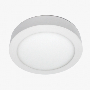 Downlight Led Redondo 20w Superficie (blanco) - Wonderlamp