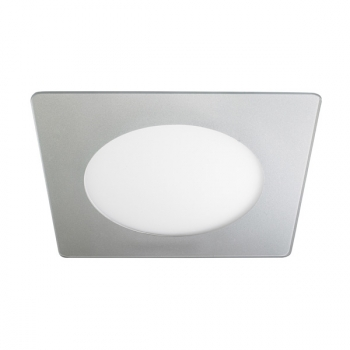 Downlight Led Extraplano Cristal 20w (gris) - Wonderlamp